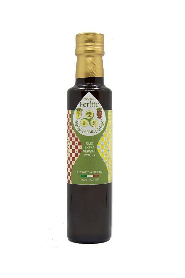 bottiglia 250 ml olio