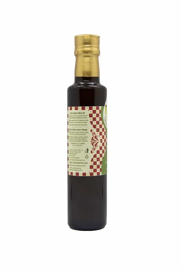 bottiglia 250 ml olio right